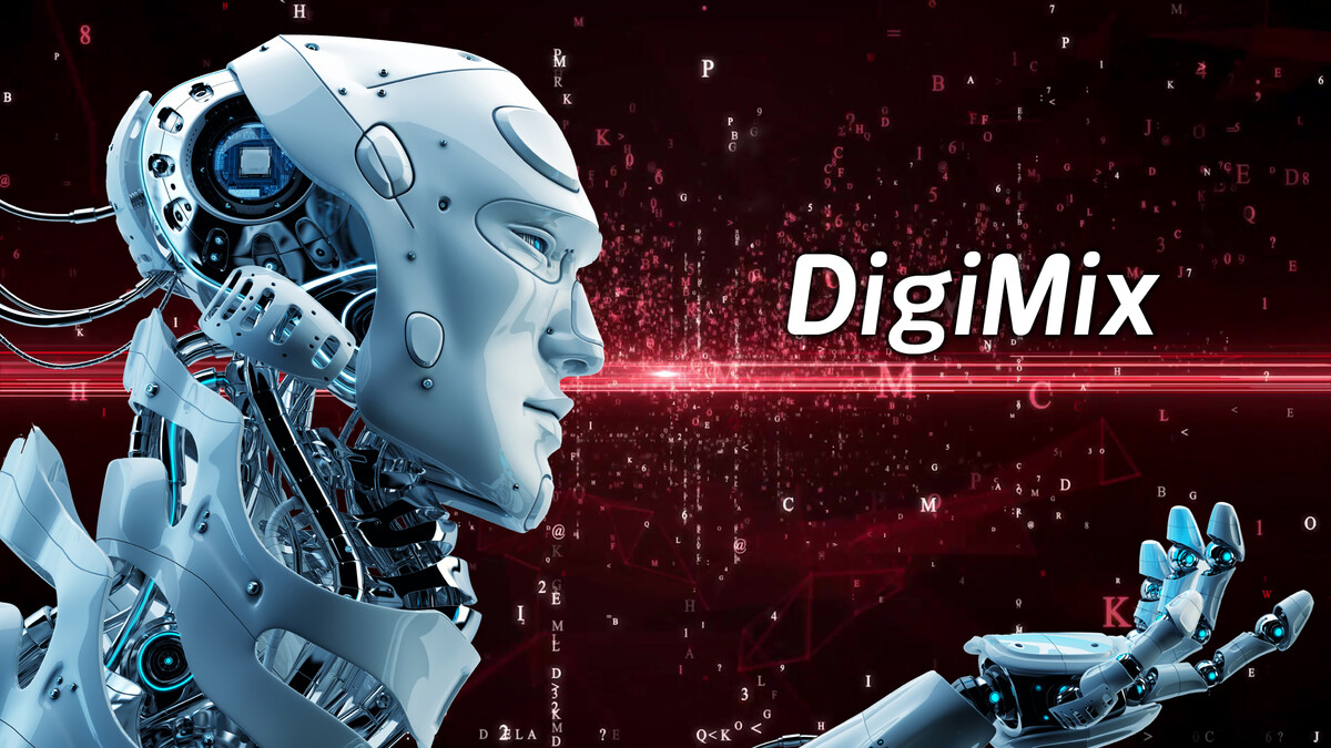 DigiMix is here.
